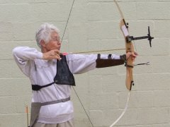 wolverhampton disabled archery